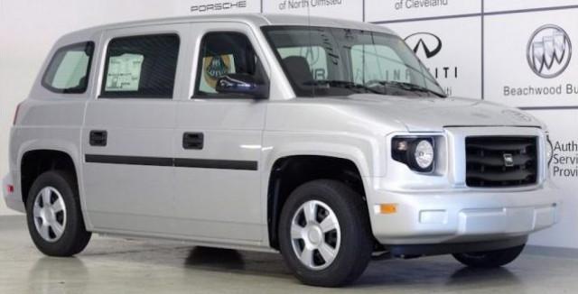 MV-1 LX Luxury Wheelchair Accessible Vehicle | MV-1