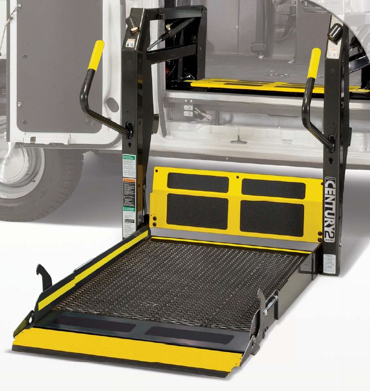 Braun Commercial Wheelchair Lift